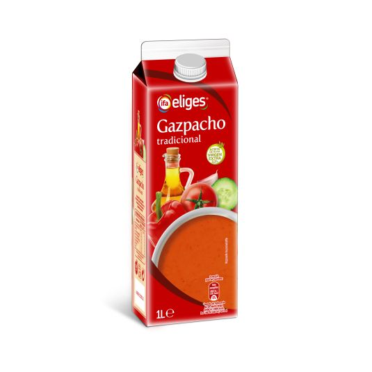 GAZPACHO BRICK IFA ELIGES 1L