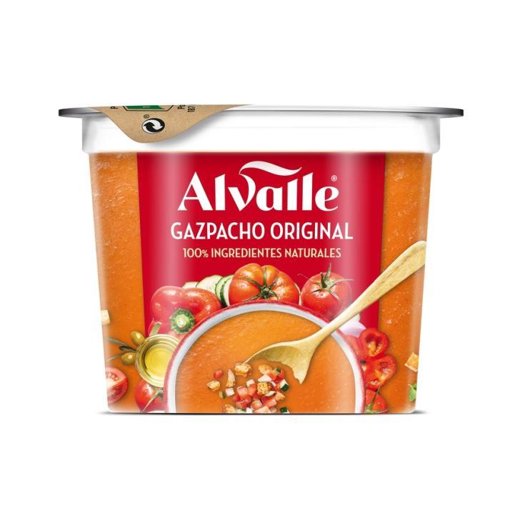 GAZPACHO ORIGINAL ALVALLE POT 250ML
