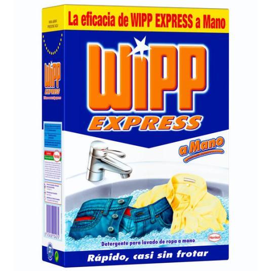 DETERGENTE A MANO WIPP EXPRESS 480G