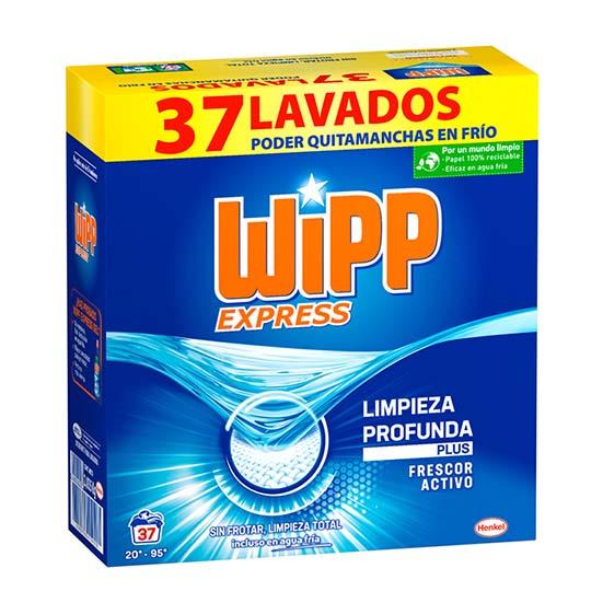 DETERGENTE+SUAVIZANTE POLVO WIPP 40D+54D