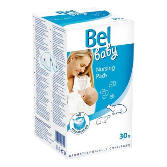DISCOS DE LACTANCIA BEL BABY 30un