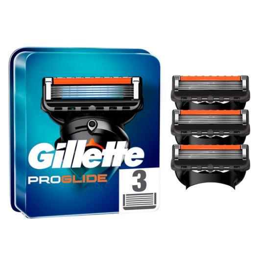 RECAMBIOS MAQUINILLA FUSION PROGLIDE POWER GILLETTE P3