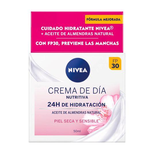 CREMA DIA SECO/SENSIBLE NIVEA 50ML