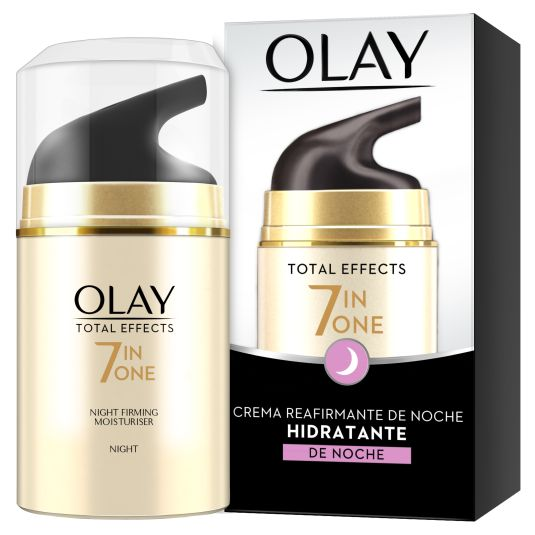 CREMA NOCHE TOTAL EFFECTS OLAY 50ML