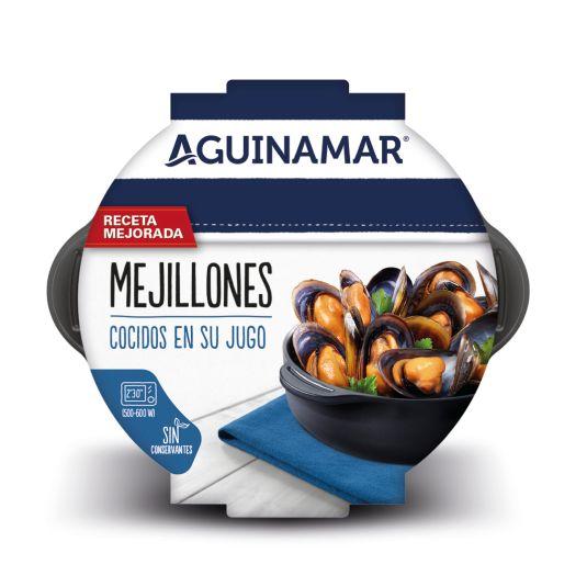 MEJILLÓN COCIDO LINAMAR 1KG