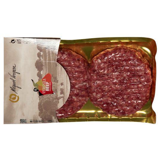HAMBURGUESA BURGET MEAT VACUNO 1/2 LIBRA 440G MIGUEL VERGARA