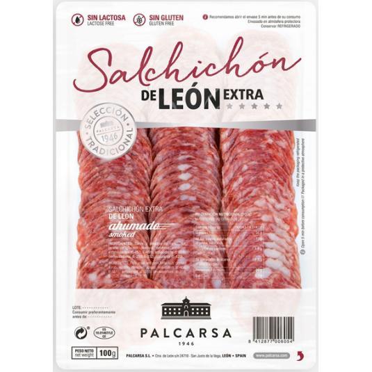 SALCHICHÓN LONCHAS PALCARSA 100G