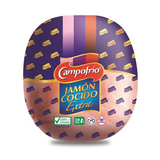 JAMÓN COCIDO DE CERDO EXTRA CAMPOFRIO