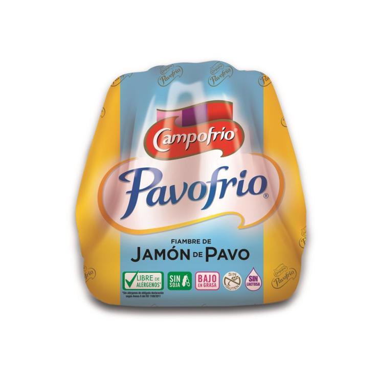 JAMÓN COCIDO DE PAVO BAJO GRASA PAVOFRIO