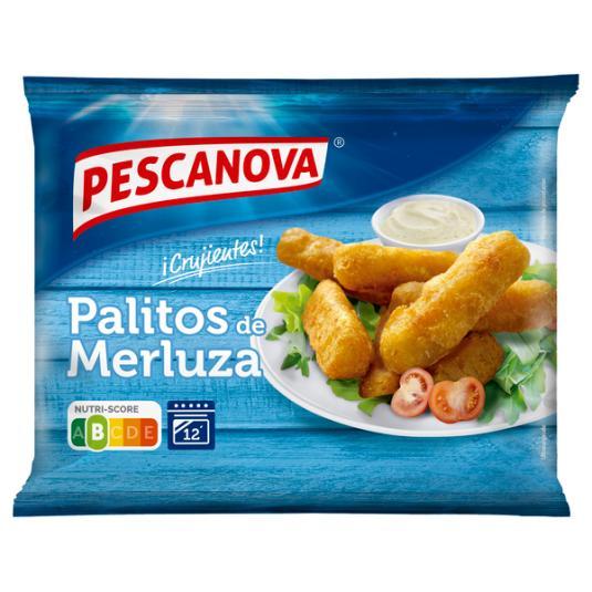 PALITOS MERLUZA PESCANOVA 300G