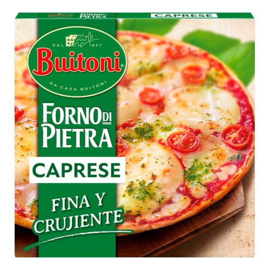 PIZZA CAPRESE FORNO DI PIERTRA BUITONI 350G
