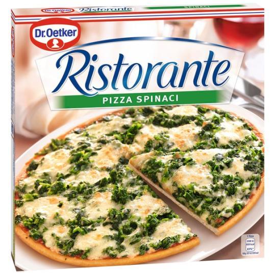 PIZZA ESPINACA RISTORANTE DR OETKER 390G