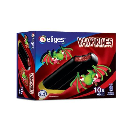 HELADO INFANTIL VAMPS IFA ELIGES P10 60ML/U