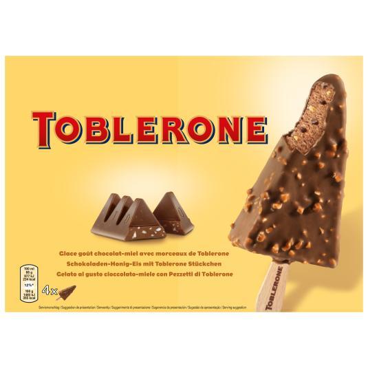BOMBON TOBLERONE P4 100ML/U